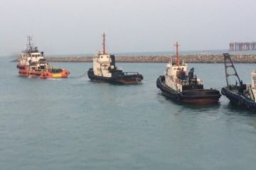 HARPS' Towage Project for POSCO Engineering